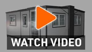 27 Sqm Portable Buildings-Watch Video