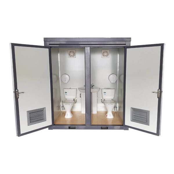 Double Toilet Main Product Image