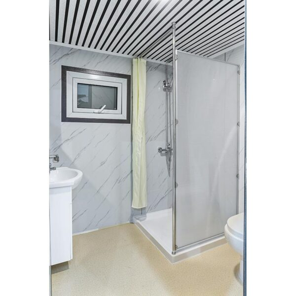 Toilet Shower Interior 1