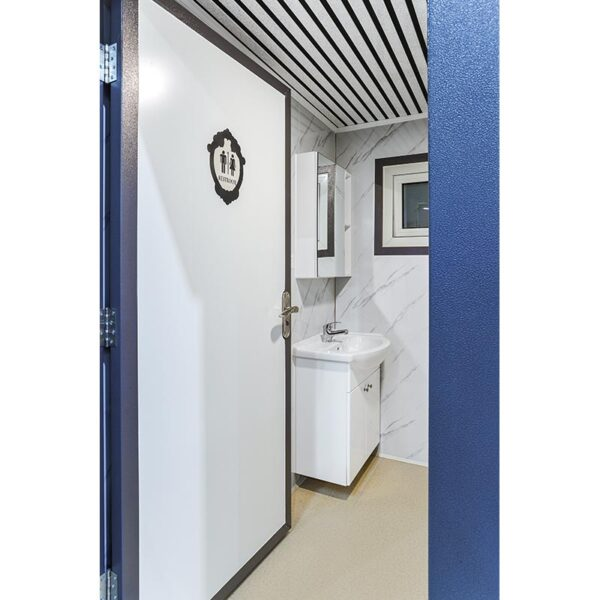 Toilet Shower Interior 2