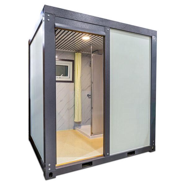 Toilet Shower Perspective