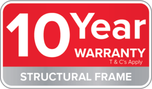 Warranty Badge-10 Year Structural