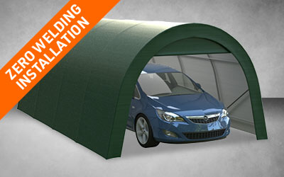 Our Products-Car Shelters Zero Welding