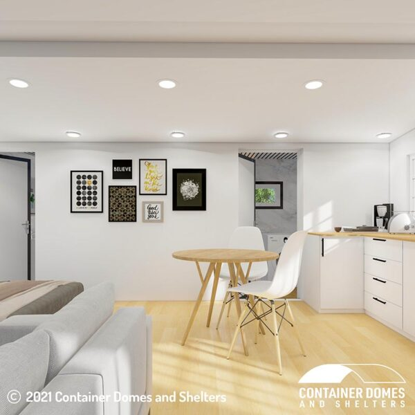 27m2 with Toilet Shower & Laundry Internal 02