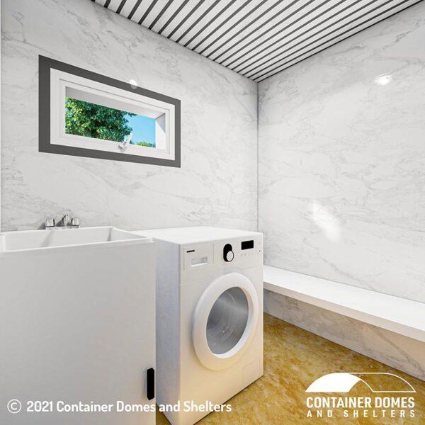CDS Laundry Washroom 2