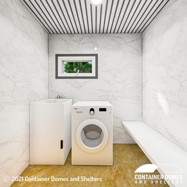 CDS Laundry Washroom 3
