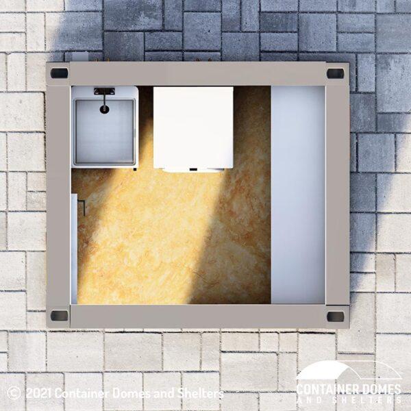 CDS Laundry Washroom 4
